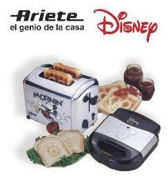 Tostadora de Mickey Mouse