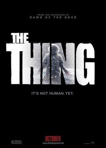 'La cosa (The Thing)', cartel