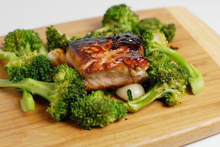 Menu de cenas saludables para la semana