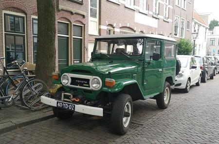 Land Cruiser 1975