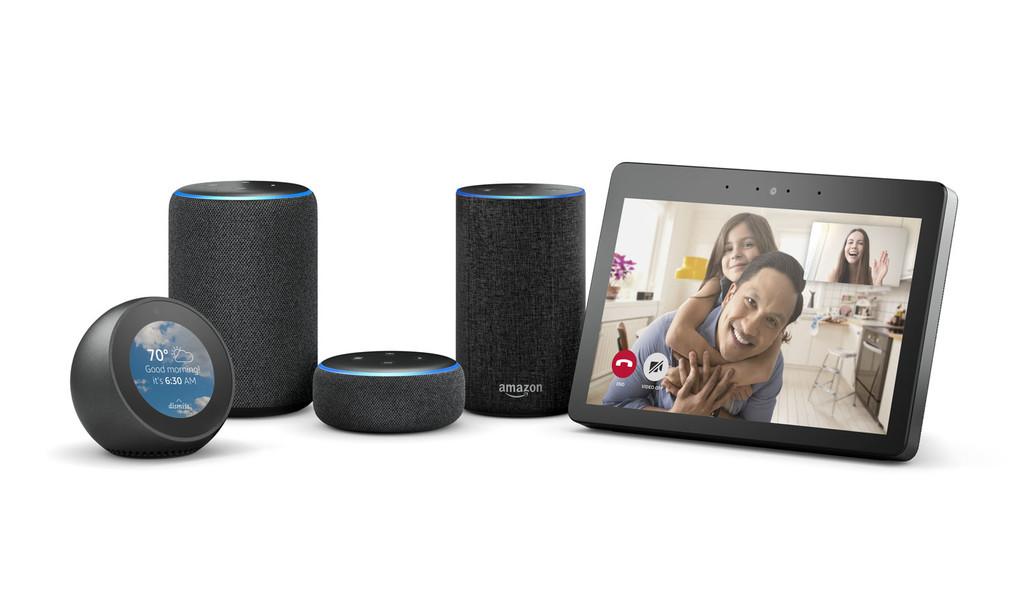 Ya es oficial: Alexa ya permite efectuar llamadas y videollamadas vía Skype℗ desde un altavoz de la gama Echo