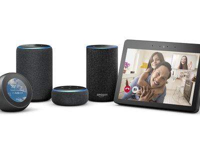 Ya es oficial: Alexa ya permite realizar llamadas y videollamadas vía Skype desde un altavoz de la gama Echo