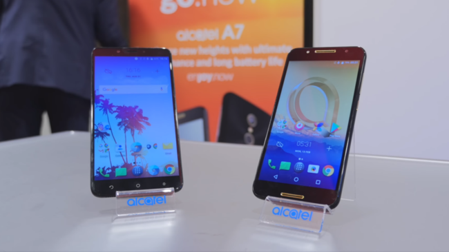 Alcatel A7 Y A7 Xl