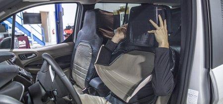 El día que Ford disfrazó de asiento a un señor en aras del desarrollo de la conducción autónoma