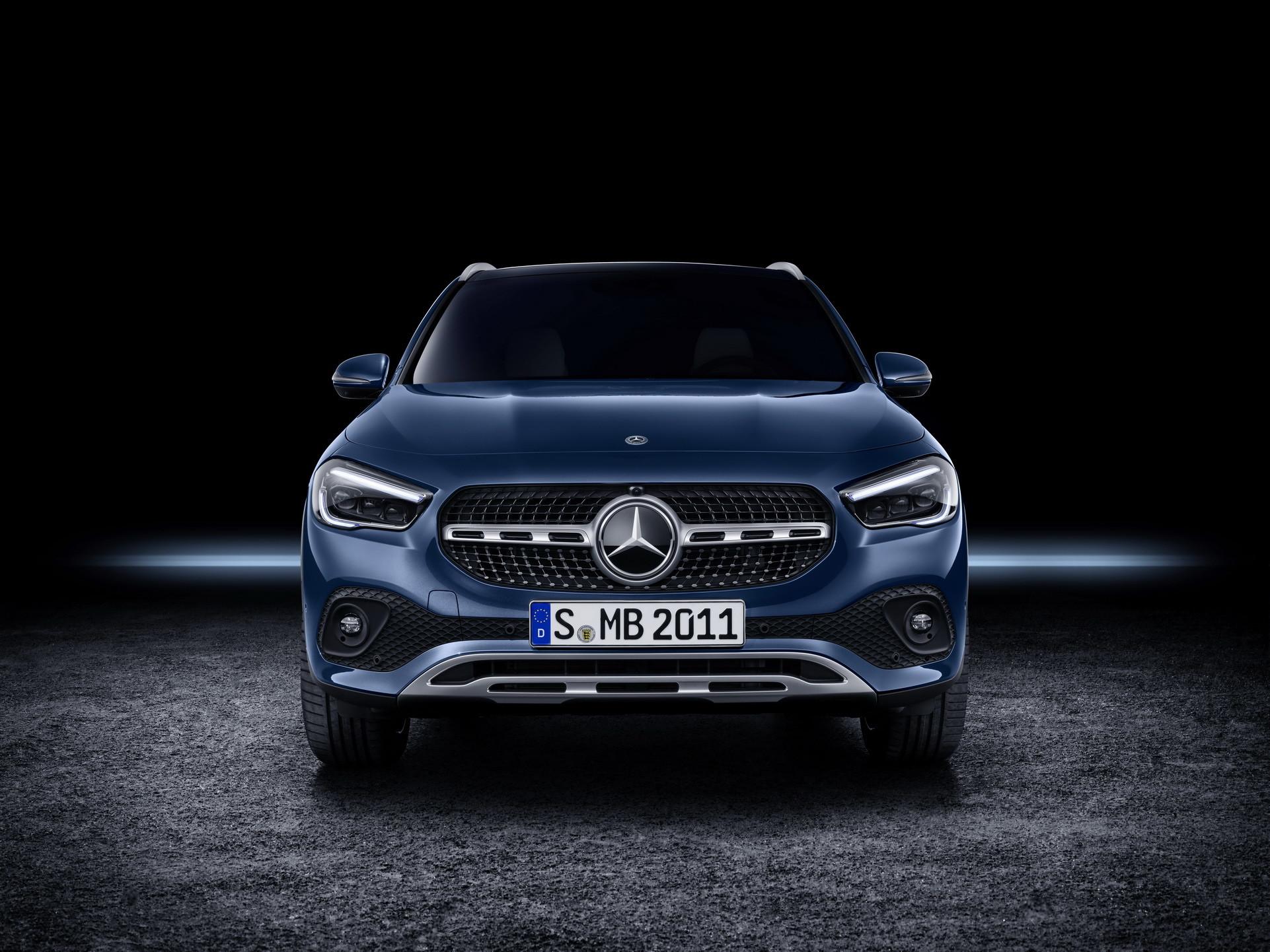 Foto de Mercedes-Benz GLA 2021 (74/103)