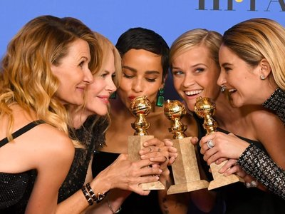 Los 14 mejores momentos de los Globos de Oro 2018