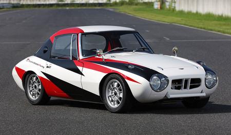 Toyota Sports 800, la marca japonesa restaura su coche de carreras más antiguo