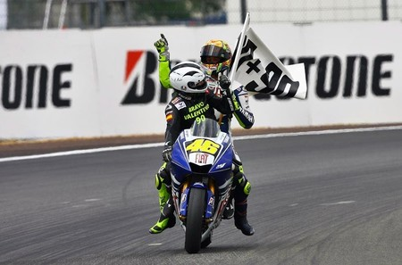 Angel Nieto Valentino Rossi 1