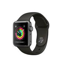 Más barato que nunca: el Apple Watch Series 3 de 42mm en negro, sólo cuesta 309,99 euros en el Tech Weekend de eBay