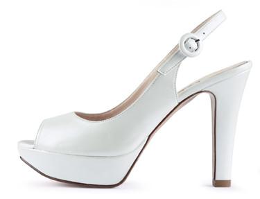 Zapatos de novia Lodi para las novias más tradicionales