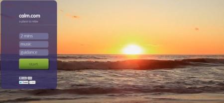 Calm, vídeos relajantes en streaming  para traer la naturaleza a nuestras pantallas