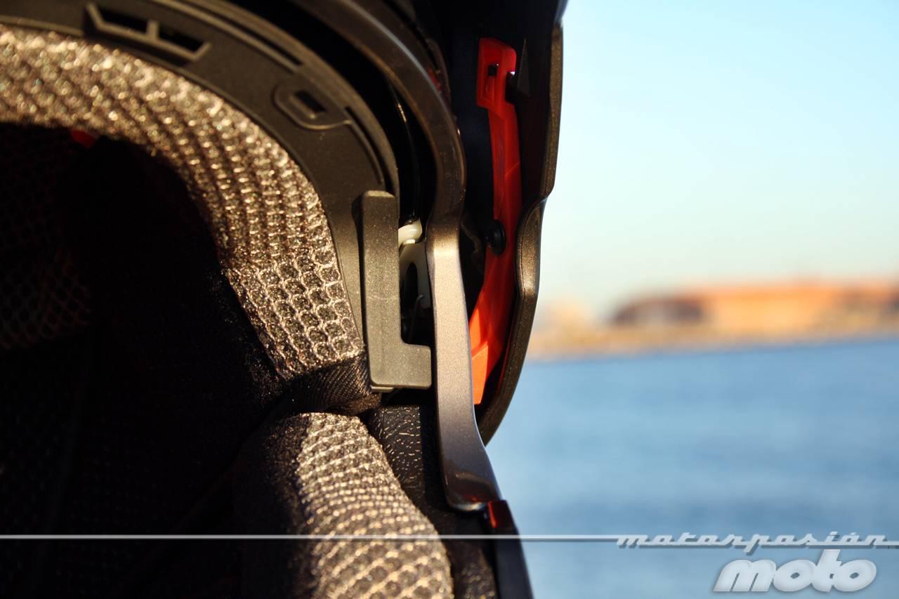 Foto de GIVI X.09, prueba del casco modular convertible a jet (20/38)