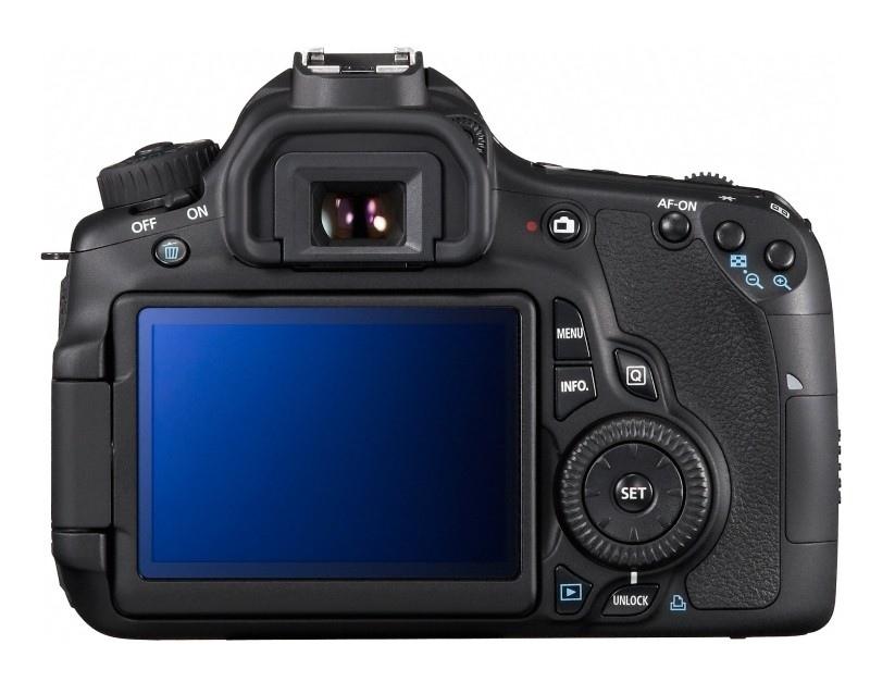 Foto de Canon 60D (1/5)