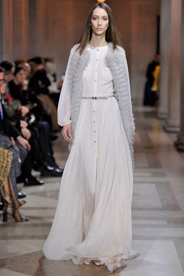 Foto de Carolina Herrera Otoño-Invierno 2016/2017 den la Semana de la Moda de Nueva York (3/37)