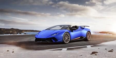Lamborghini Huracan Performante Spyder 2019 005