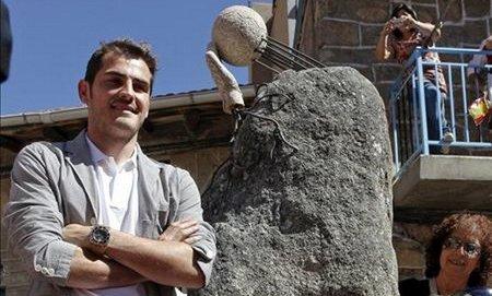 Iker Casillas: de profesión, hijo predilecto