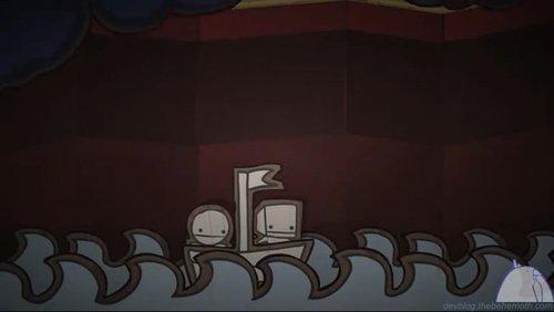 'BattleBlockTheater'.AsíeslaescenadeintroduccióndelonuevodeTheBehemothparaXBLA