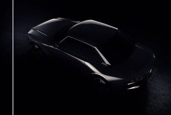 Este prototipo coupé de Peugeot llega a tiempo para el 50 aniversario del 504 Coupé... y estará en París