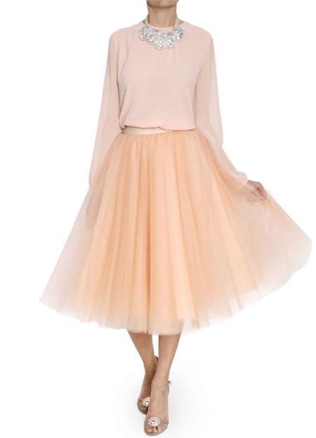 3e5e3bef2 Siéntete como Carrie Bradshaw con estas 13 faldas de tul