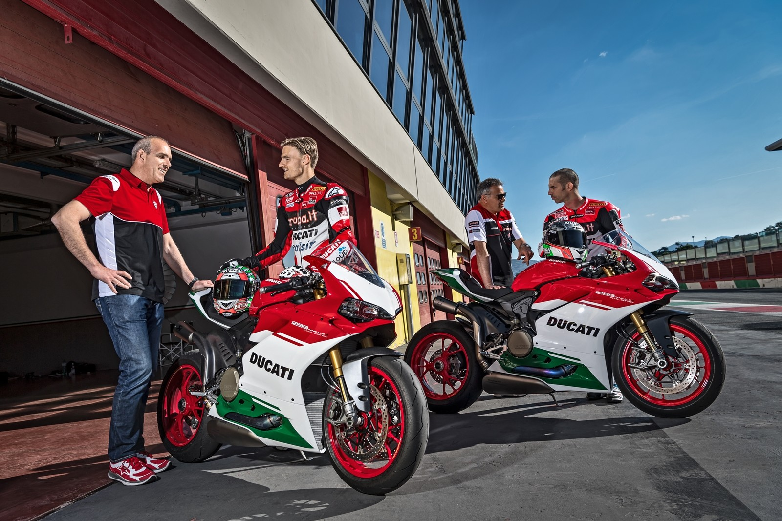 Foto de Ducati 1299 Panigale R Final Edition (18/58)