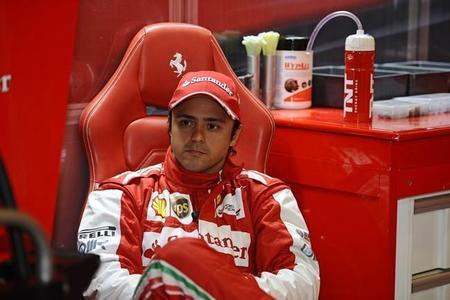 """Stefano Domenicali: """"Felipe Massa debe continuar en Ferrari, y lo hará si lo sigue haciendo como hasta ahora"""""""