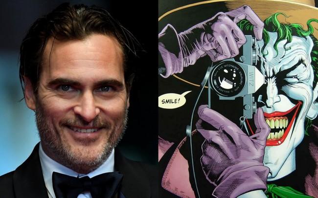 Joaquin Phoenix a un paso de ser el Joker en una nueva película sobre sus orígenes