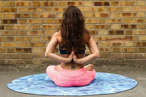 Tres posturas de Yoga para ser un mejor corredor