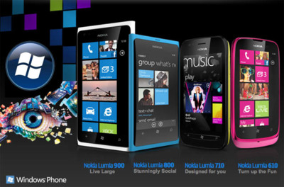 Windows Phone en el MWC 2012, Nokia inaugura una nueva era