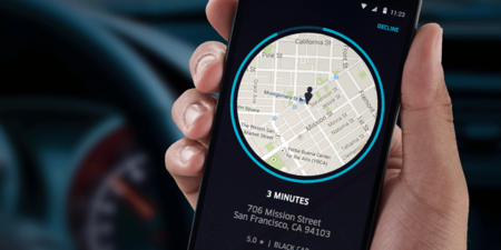 Uber se une a su competidor Didi Chuxing en China y planea crear su propio servicio de mapas