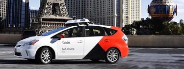 Yandex es el Google ruso que se abre camino silenciosamente hacia la era del coche autónomo