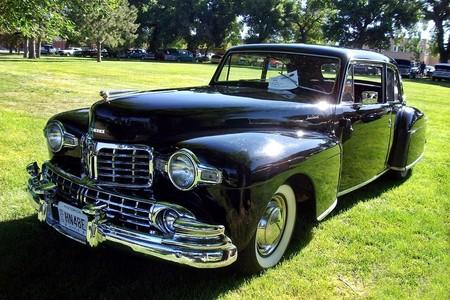 Lincoln Continental 1