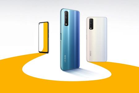 iQOO U1: el primer gama media de la casa llega con Snapdragon 720G y un precio muy ajustado