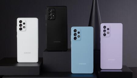 Samsung Galaxy A52 y Galaxy A52 5G: dos mellizos con cámara de 64 MP, carga rápida y pantalla AMOLED de hasta 120 Hz