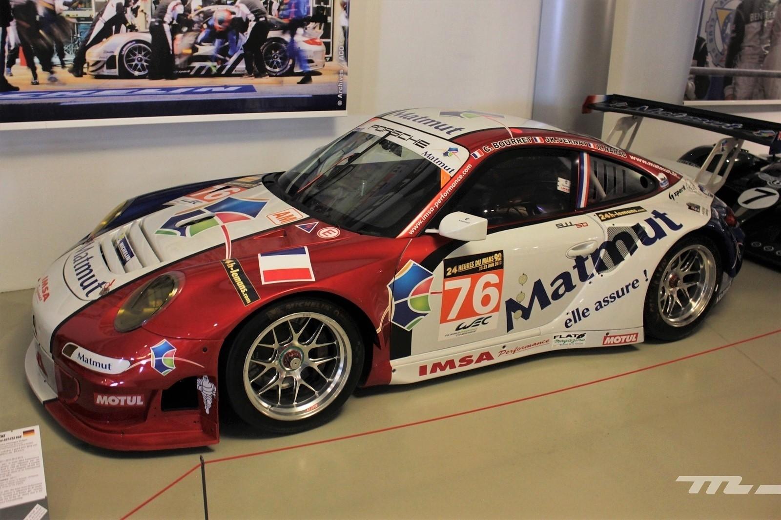 Foto de Museo de las 24 Horas de Le Mans (madurez) (33/45)