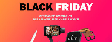 Black Friday 2020: ofertas en accesorios para iPhone, iPad y correas de Apple Watch