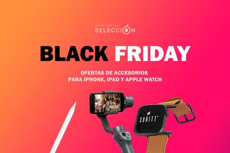 Black Friday 2020: ofertas en accesorios para iPhone, iPad y correas de Apple Watch