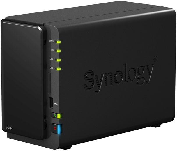 Synology DS214: actualizando un NAS con más de lo mismo