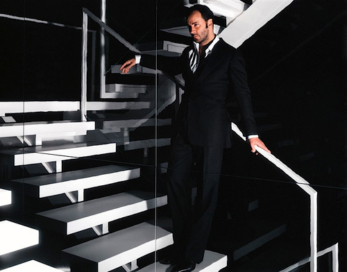 Casas de famosos: Tom Ford en Londres