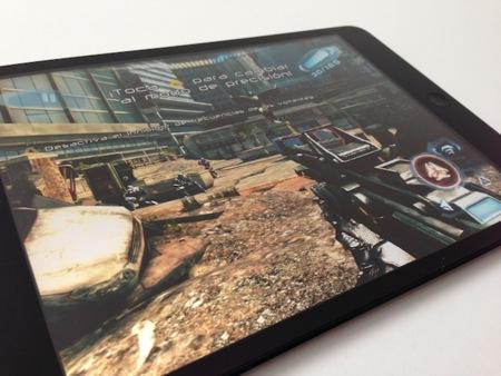 Análisis iPad mini nova