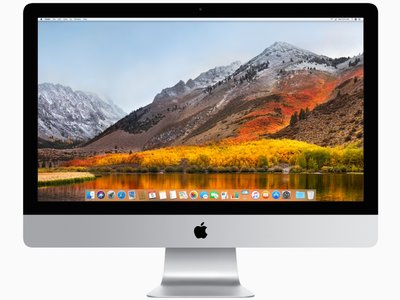 macOS High Sierra llega para demostrar que el Mac sigue importando