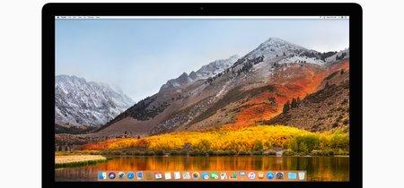 macOS High Sierra llega para demostrar que el Mac sigue importando