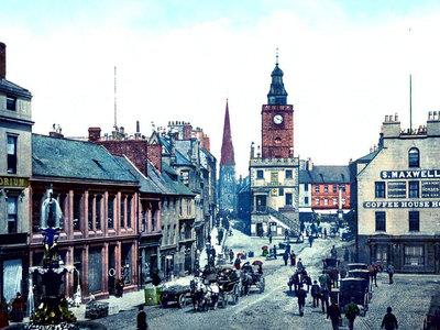 La mística y salvaje Escocia de finales del siglo XIX, retratada en 21 fotografías a todo color