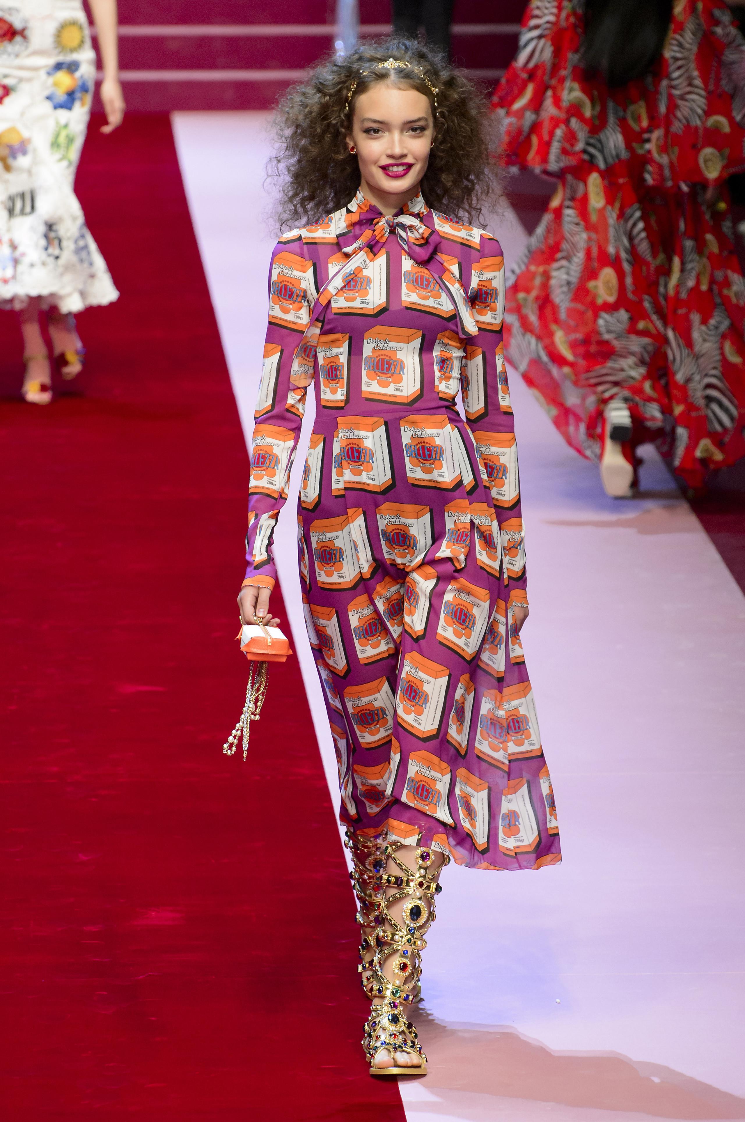 Foto de Dolce&Gabbana Primavera/Verano 2018 (31/106)