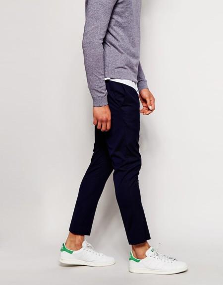 El Nuevo Fenomeno De La Moda Masculina Cropped Pants