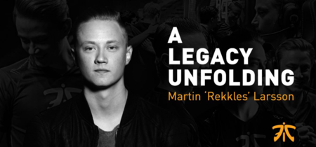Rekkles y Fnatic, una historia interminable. El jugador renueva con el club hasta 2020