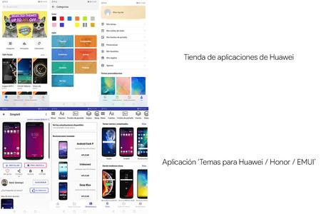 Tiendas Apps