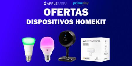 Prime Day 2020: mejores ofertas en dispositivos compatibles con HomeKit de EVE, Philips Hue, Lifx y más