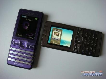 Sony Ericsson K770i, fotos reales