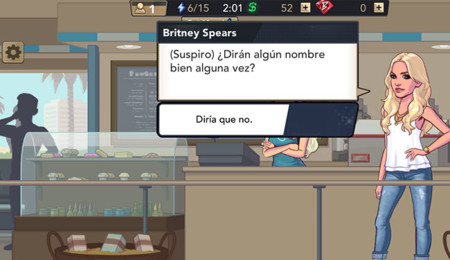Britney app