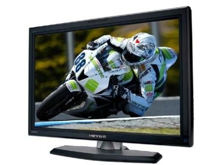 Monitor de 28 pulgadas 1080p relativamente asequible, de HANNSG